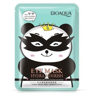 Круговая тканевая маска для кожи вокруг глаз Hydra Nourish (3 шт.) BioAqua