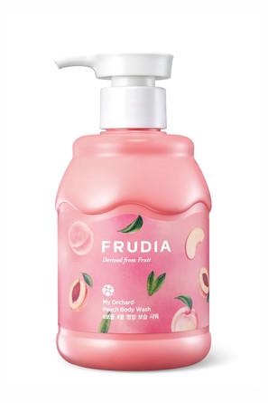Гель для душа с персиком My Orchard Frudia