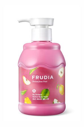 Гель для душа с айвой My Orchard Frudia