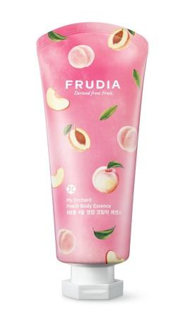 Молочко для тела с персиком My Orchard Frudia