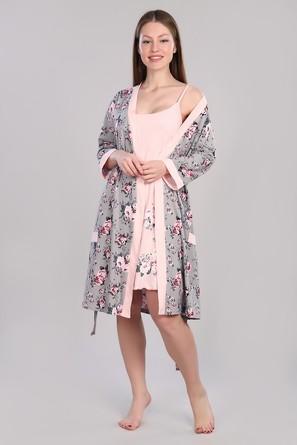 Комплект (халат, ночная сорочка) Dianida