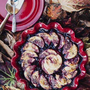 Форма для фруктового пирога (26,5 см.) Emile Henry