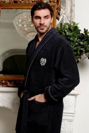 Халат Luxor с вышивкой Five Wien