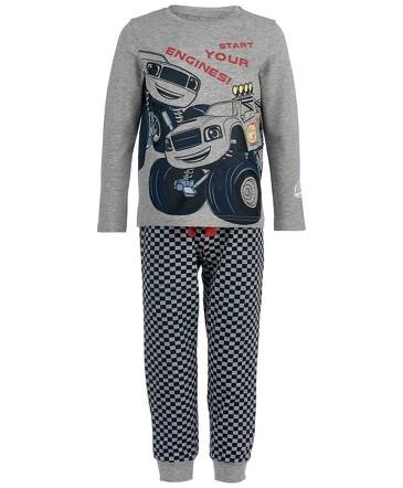 Комплект (джемпер и брюки) Button Blue