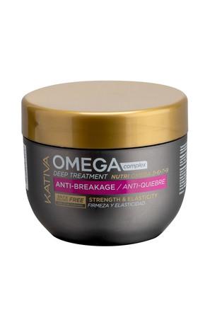 Маска для поврежденных волос Omega Compex, 250мл Kativa