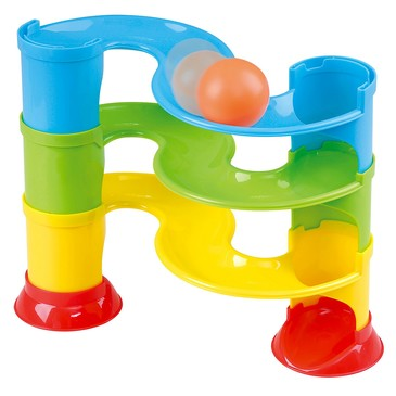 Развив. игрушка Трек с шарами 3 яруса PlayGo