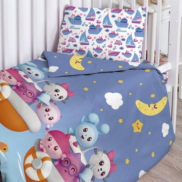 Комплект постельного белья Малышарики