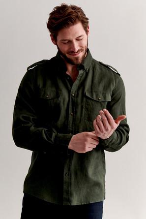 Рубашка, длинный рукав Tatuum