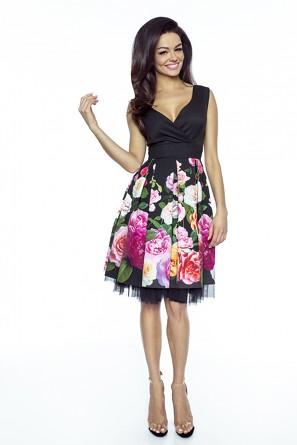 Коктейльное платье  Kartes-moda