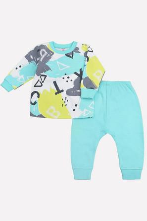 Комплект (джемпер и брюки) Crockid