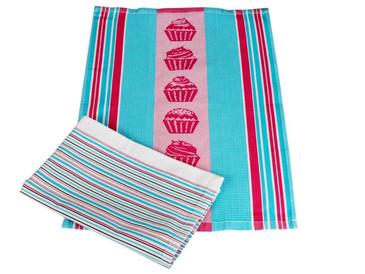 Набор кухонных полотенец Cupcakes (2 шт.) Toalla