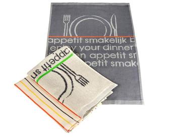 Набор кухонных полотенец Аппетит (3 шт.) Toalla