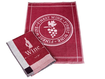 Набор кухонных полотенец Wine (2 шт.) Toalla