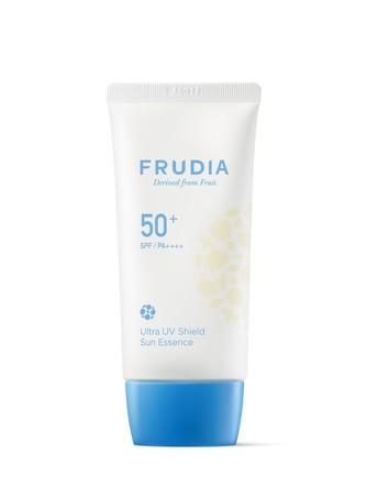 Крем-эссенция с ультра защитой от солнца SPF50+/PA++++ Frudia