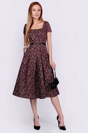 Платье короткий рукав Patricia Charme