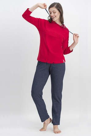 Комплект (худи и брюки) Arnetta