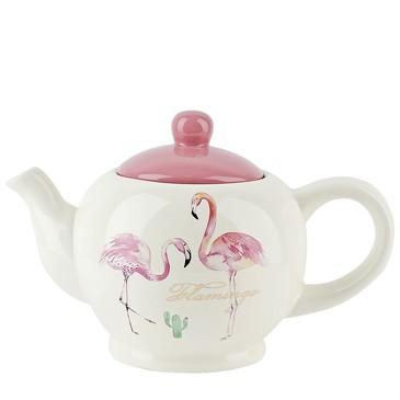Чайник Фламинго, 980 мл Dolomite