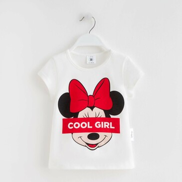 Футболка Cool girl Минни Маус Disney