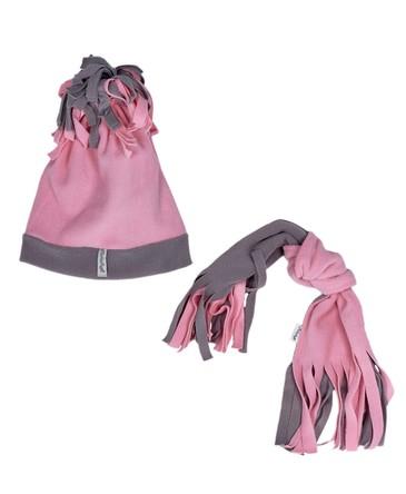 Комплект (шапка и шарф) Микита