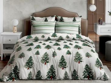 Комплект постельного белья Зимняя сказка Ночь Нежна