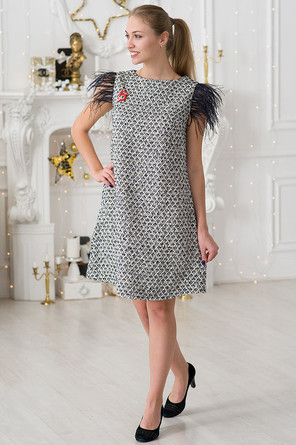 Платье Шанель Красавушка