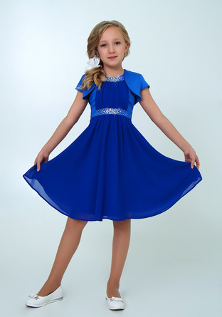 Платье с болеро Ladetto