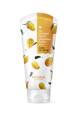 Очищающая пенка-моти с манго Frudia
