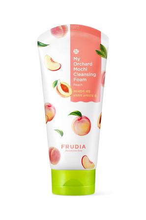 Очищающая пенка-моти c персиком Frudia