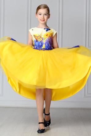 Платье Принцесса Белль Красавушка