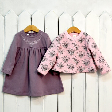 Комплект (жакет и платье) Baby Boom