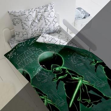 Комплект постельного белья Neon Star Wars