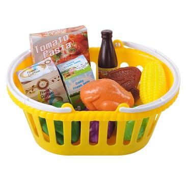 Игровой набор овощей в корзине PlayGo