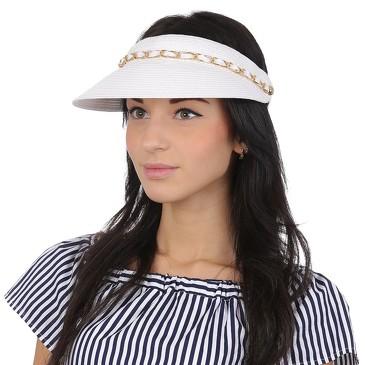 Шляпа-козырек Fabretti