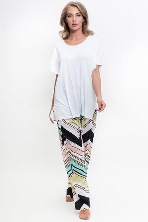 Комплект (футболка и брюки) Vienetta Plus