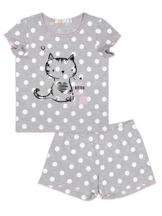 Пижама (футболка и шорты) Me&We