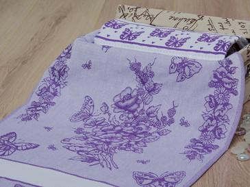 Набор кухонных полотенец (2 шт.) Бабочки Toalla