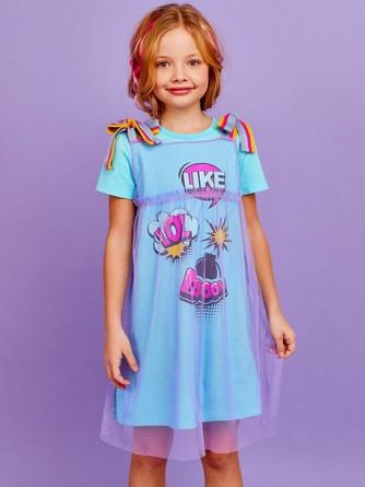 Платье Sweet Rainbow Juno