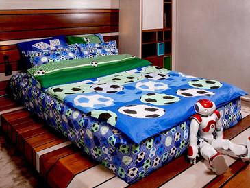 Комплект постельного белья Футбол Ночь Нежна
