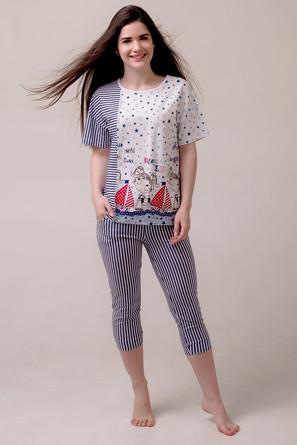 Костюм (футболка и бриджи) Maris
