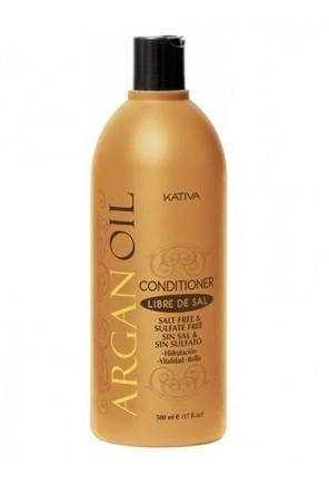 Увлажняющий кондиционер для волос с маслом Арганы 500мл Kativa