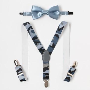 Набор (подтяжки и галстук-бабочка) Герой Kaftan
