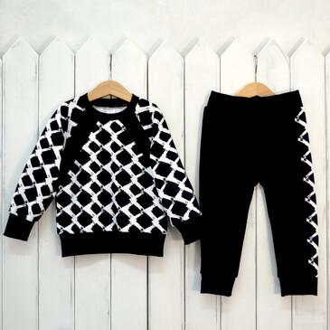 Комплект (джемпер и брюки) Baby Boom