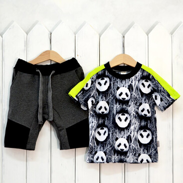 Комплект (футболка и шорты) Baby Boom