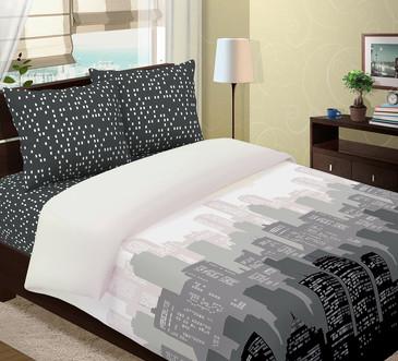 Комплект постельного белья (бязь) Сирень