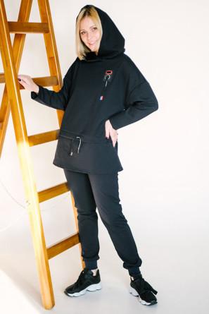 Костюм (туника и брюки) Неженка