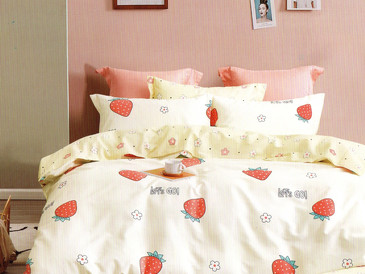 Комплект постельного белья Deluxe сатин Diva Afrodita