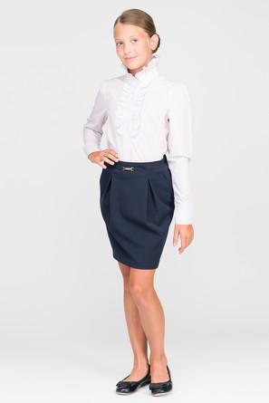 Блузка с рюшей Красавушка