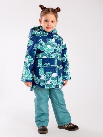 Комплект демисезонный (куртка и полукомбинезон) Сакура Emson