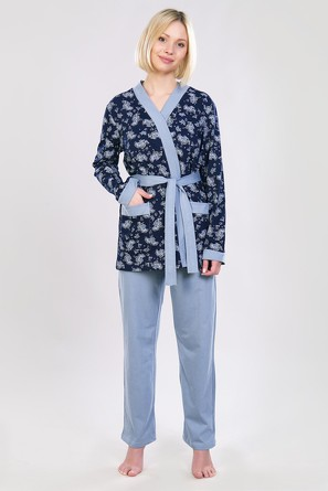 Комплект (майка, брюки, халат) Dianida