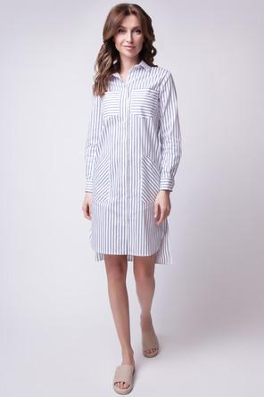 Платье-рубашка Olga Skazkina